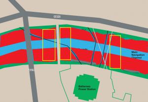 Pier Location Map 2